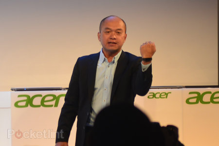 Acer Liquid Leap: Wearable companion device in the works, due August 2014