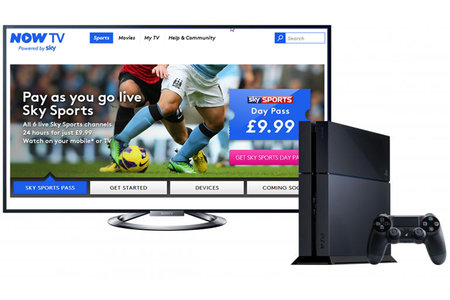 Sky Go and Now TV coming to PS4 from this summer