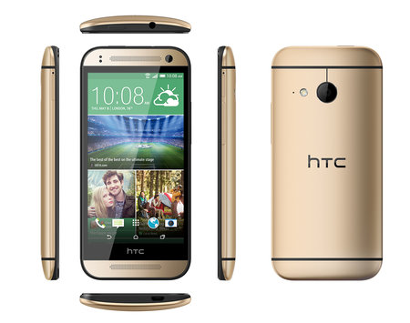 HTC One mini 2 takes M8 design compact, offers lesser specs