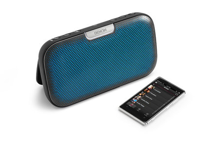Denon Envaya adds audiophile flair to portable Bluetooth speakers