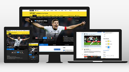 BBC unveils digital plans for its World Cup coverage, 24/7 on all platforms