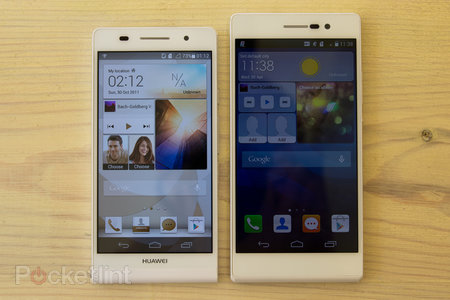 Huawei Ascend P7 vs Ascend P6: What's the difference?
