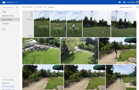 Microsoft OneDrive update improves your experience with photo, videos, and files