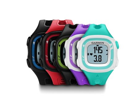 Garmin Forerunner 15 wants to give sportsbands a run for their money