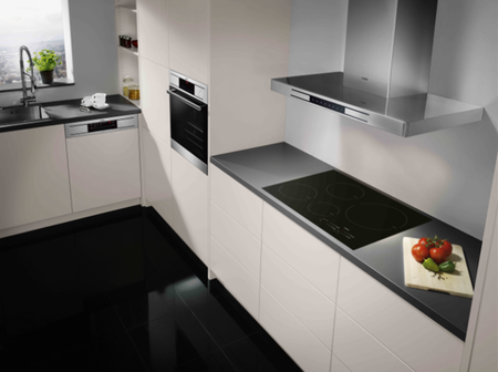 AEG Hob2Hood Connect lets your induction hob control your extractor hood, wirelessly