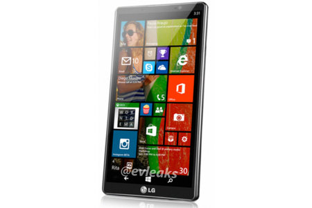 LG may unveil a Windows Phone 8.1 handset sooner than expected