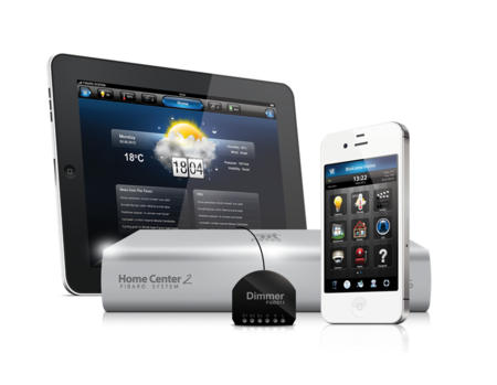 Fibaro's Home Center 2 and Home Center Lite hubs bring easy home automation to the UK