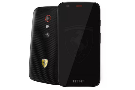 Motorola Moto G Ferrari Edition unveiled, but not for all