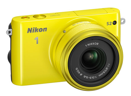 Nikon expands compact system camera range with affordable Nikon 1 S2 - photo 4