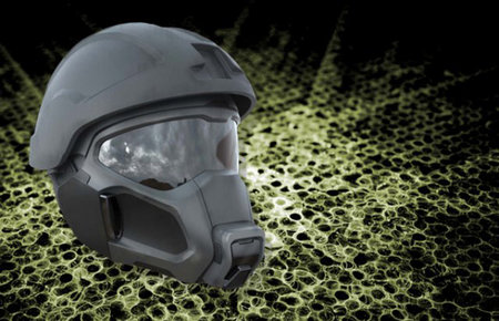 US Army could soon be wearing Master Chief helmets with built-in air con