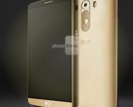 LG G3 flagship phone once again revealed in newly leaked photos ahead of May debut