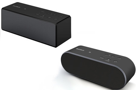 Sony SRS-X2 and SRS-X3 Bluetooth speakers make bass portable