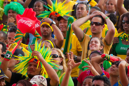 World Cup fans in Brazil will be able to watch 4K live action in the streets