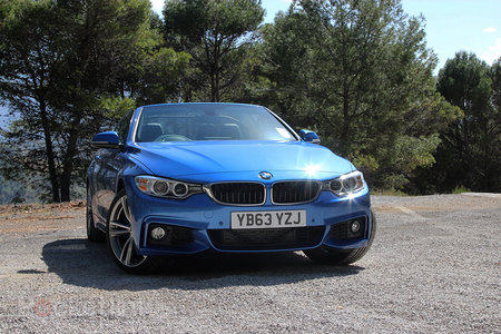 BMW 435i M Sport Convertible review