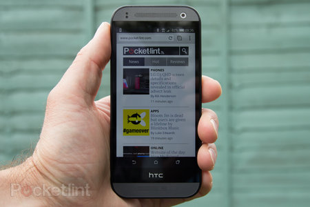HTC One mini 2 review - photo 2