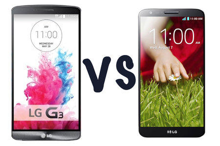 LG G3 vs LG G2: What's the difference?