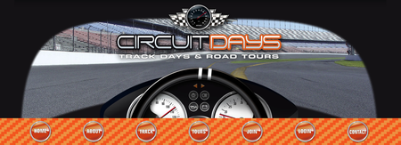 Website of the day: Circuit Days