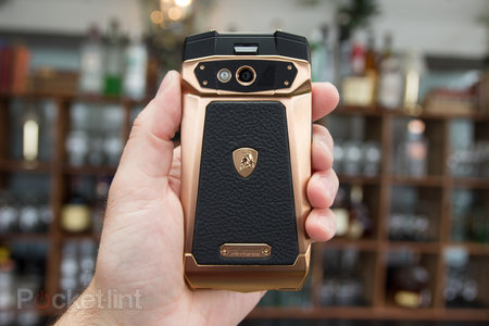Tonino Lamborghini Antares smartphone exclusively available at Selfridges, yours for £2,500