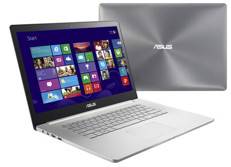 Asus Zenbook NX500 coming winter with 4K UHD screen and Intel Core i7 processor