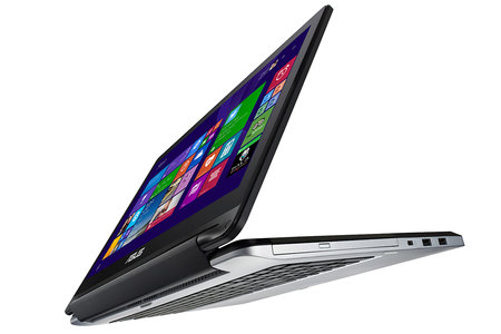 Asus Transformer Book Flip combines Intel Core i7 Windows 8.1 laptop and tablet