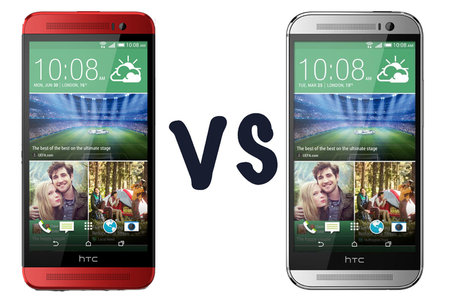 HTC One (E8) vs HTC One (M8): What's the difference?