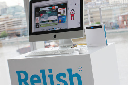 UK Broadband launches Relish, superfast broadband for Londoners without the need for wires