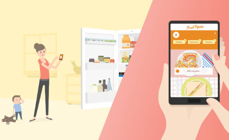Sainsbury's Food Rescue, made with Google, helps use up food destined for the waste