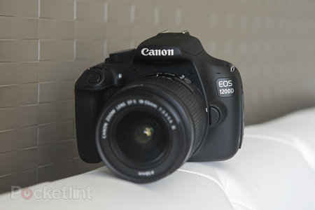 Canon EOS 1200D review - photo 2