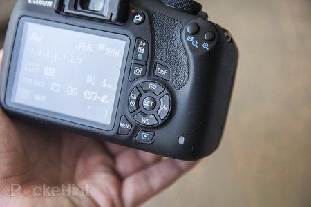 Canon EOS 1200D review - photo 4