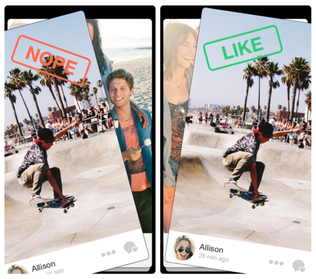 Tinder Moments adds Snapchat-like feature for 24-hour picture fun