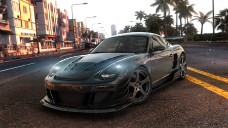 Ubisoft's The Crew available 11 November for Xbox One, PS4 and PC