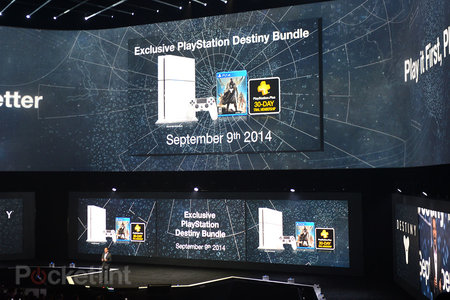 Sony PS4 available in white as part of exclusive Destiny bundle from 9 September