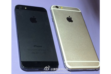 Apple iPhone 6 images leak from same chap who accurately leaked iPhone 5S and iPad mini