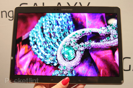 Hands-on: Samsung Galaxy Tab S review