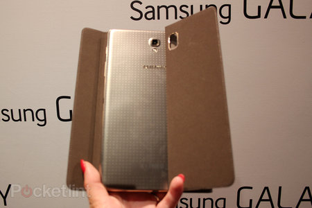 Hands-On: Samsung Galaxy Tab S Book Cover, Simple Cover and Bluetooth keyboard