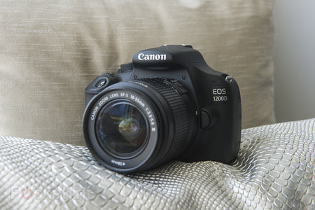 Canon EOS 1200D review - photo 1