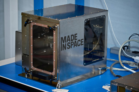 Made in Space NASA-approved 3D printer will let astronauts build tools in space