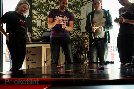 Anki Drive is the iPhone-controlled Scalextric from the future: Playtime at the Tech Tavern