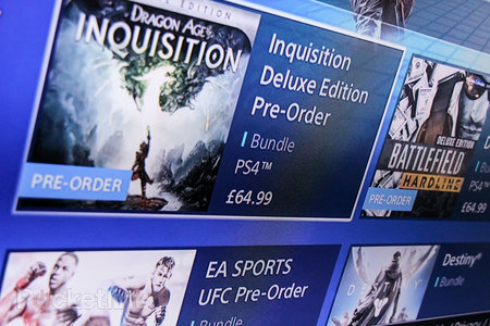 PS4 Pre-Load ensures your games are ready to play on day one