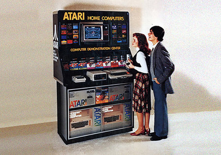 Atari turns to gambling to score some easy cash