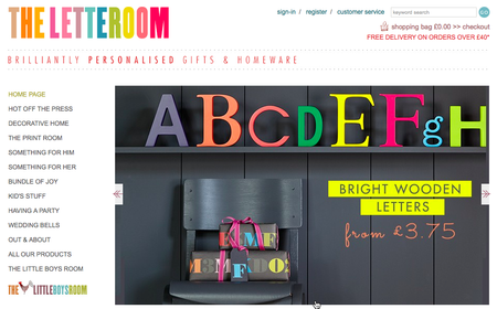 Website of the day: The Letteroom