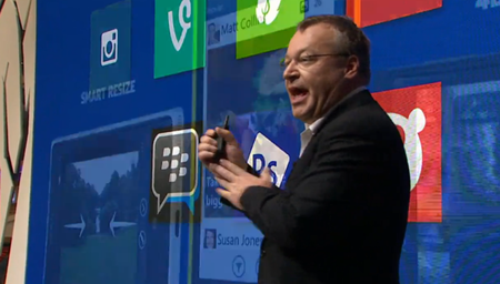 BBM finally coming to Windows Phone in July, now the third most popular OS can pretend it's the fourth