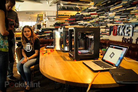 3D printing takes over the Tech Tavern: Having fun with Makerbot Replicator and Replicator Mini