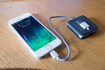 Native Union Jump Cable is the iPhone and Android cable that holds a charge for on the go