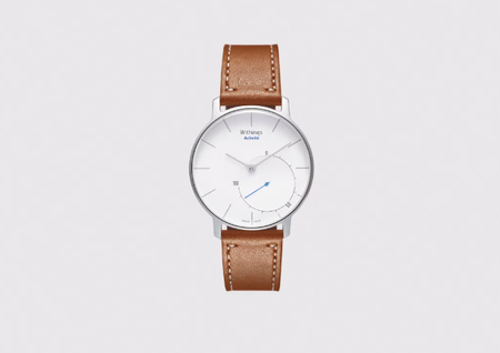 Withings Activité Swiss-made smartwatch keeps you fashionable while you sleep or move