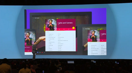 Android L Developer Preview ushers in new Material Design for Android - photo 7