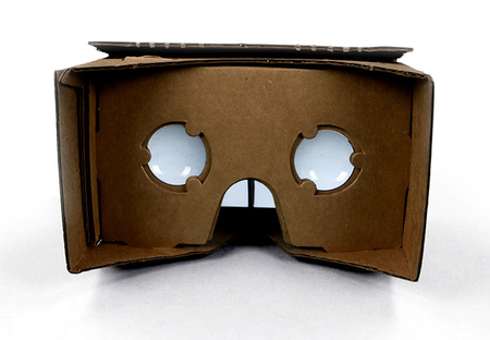 Step aside, Oculus Rift: Cardboard is Google's DIY VR headset for Android devices