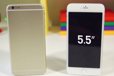 Apple's 5.5-inch iPhone 6 may get 128GB and OIS exclusively