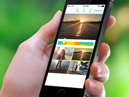 Fly app lets you shoot and edit video on the fly, with up to four cameras at once