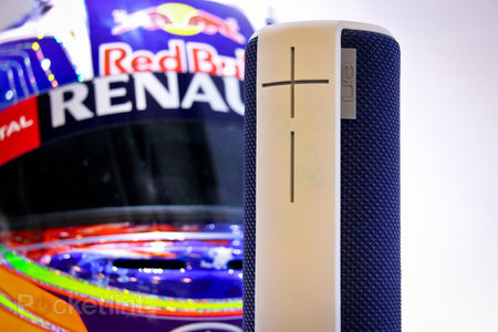 UE Boom Red Bull Racing edition hands-on: The best Bluetooth speaker you'll never own - photo 1